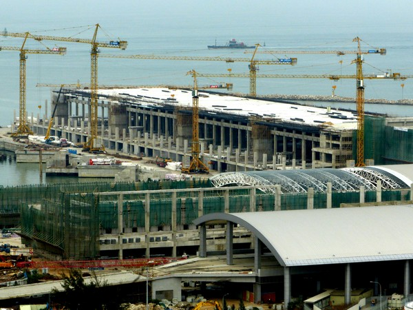 Pac On pier project to be completed by year-end: govt
