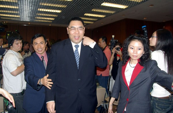 Chui to announce re-election bid today