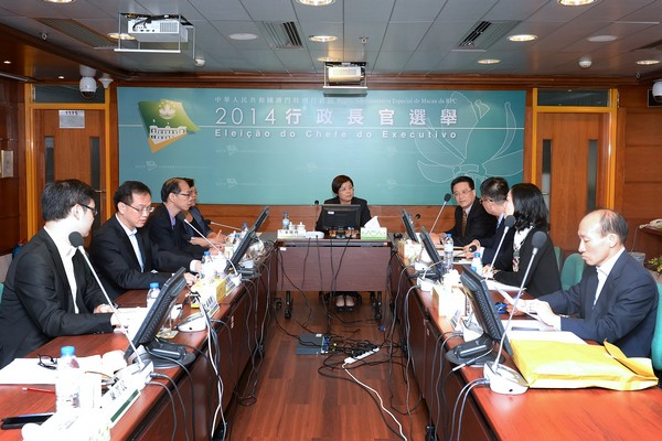 Committee expects CE election result midday on Sunday