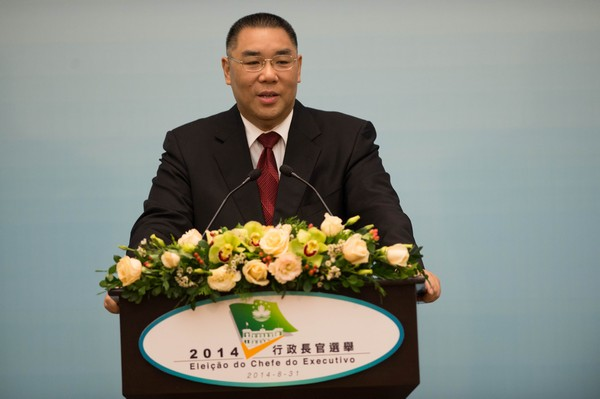 Re-elected CE vows not to disappoint public