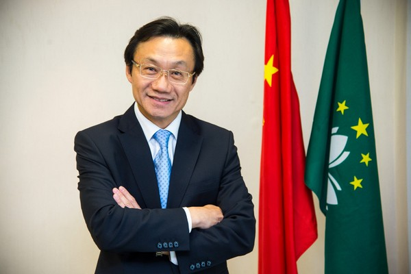APEC meeting golden opportunity to promote Macao to the world says Alexis Tam