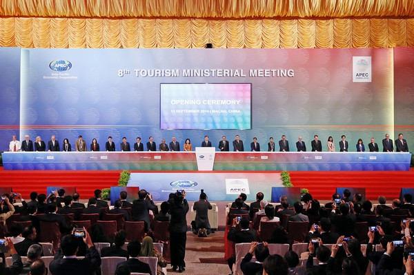 Macao Declaration issued as 8th APEC Tourism Ministerial Meeting concludes