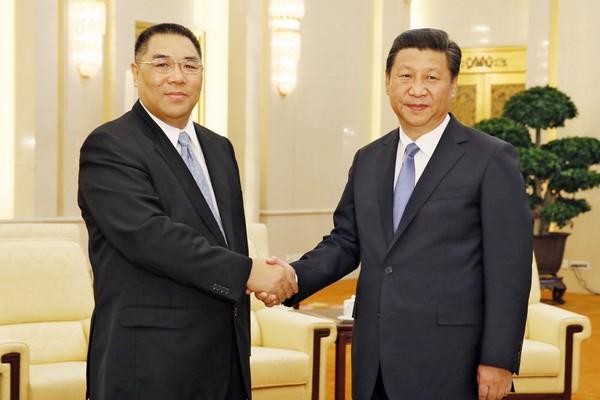 Xi says Macau must be better prepared for adversities