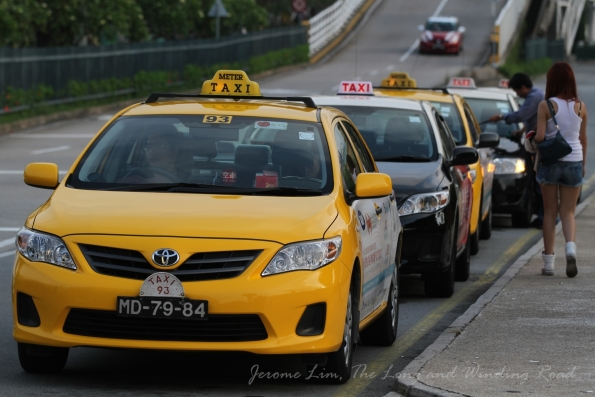 Taxi fares may be raised by year's end: traffic chief