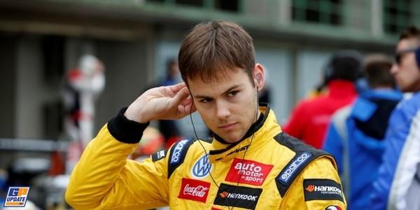 Tom Blomqvist tops first Macau F3 qualifying