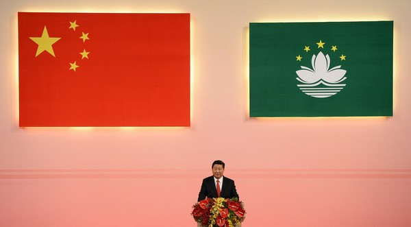 President Xi says Macau's progress proves vitality of 'one country, two systems'