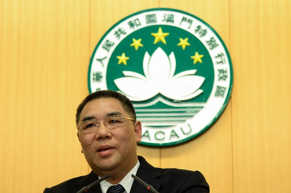 Chui starts duty visit in Beijing