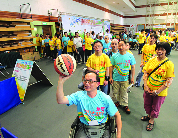 Group calls for more occupational training for disabled