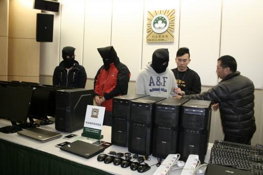 Macau Police bust South Korean trio for illegal soccer & basketball betting