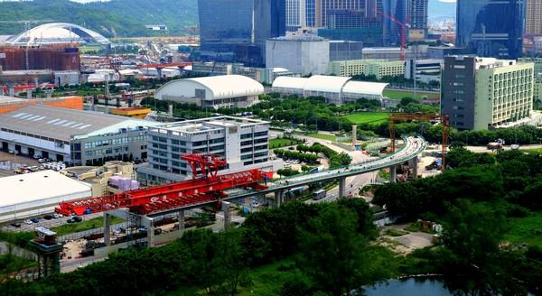 Govt says Macau LRT project marred by depot fiasco