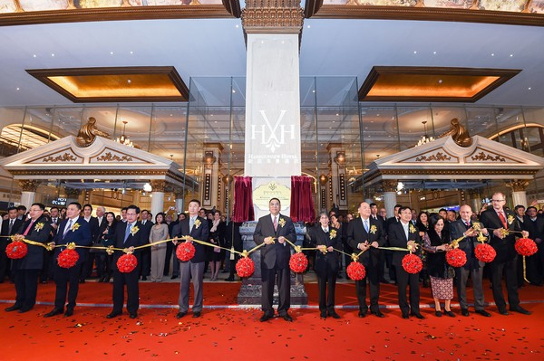 Harbourview hotel opening marks first of several non-gaming projects this year in Macau