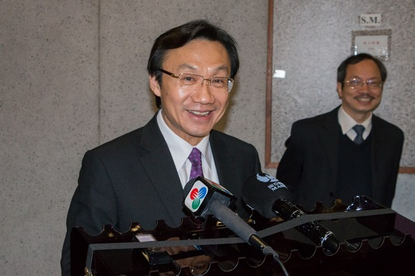 Alexis Tam says Macau wants to 'control', not limit visitors