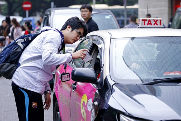 Macau records 1,333 cases of taxi misconduct