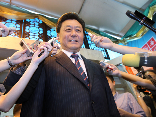 Liaison chief says Macau's gaming in mid-speed growth phase