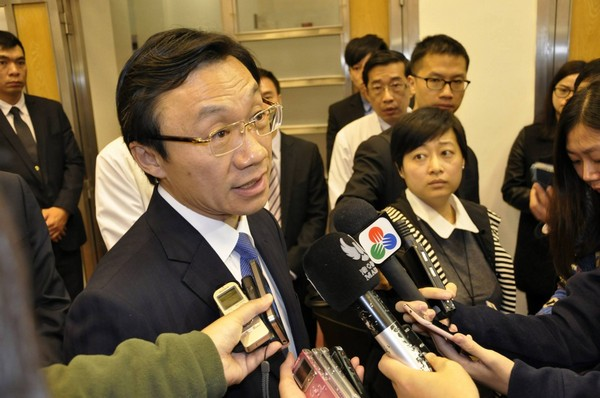 Macau official Alexis Tam disagrees national education could brainwash residents