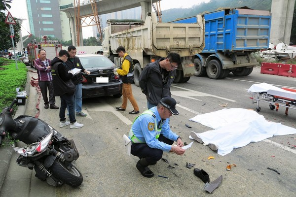 Two fatalities in Macau traffic accident