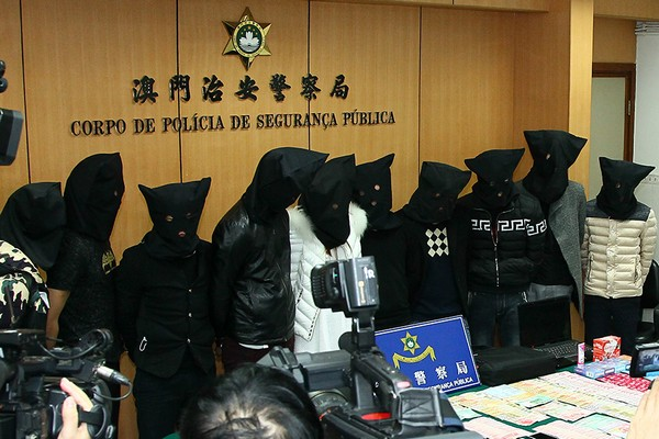 Macau Police bust gang pimps led by 16-year-old kingpin