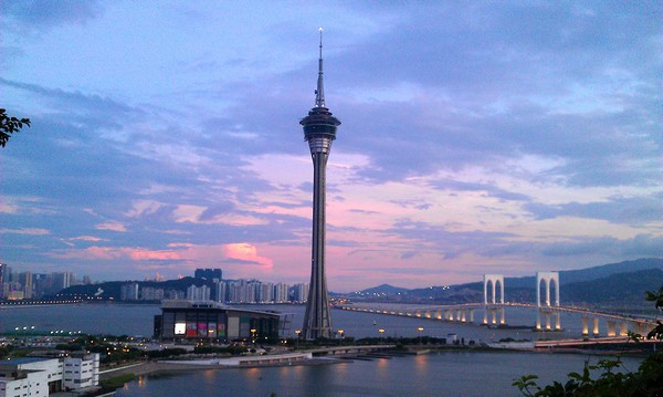Macau becomes the ninth-most competitive city nationwide