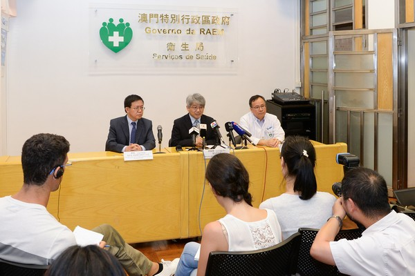 Macau government raises MERS response level to 'high alert'