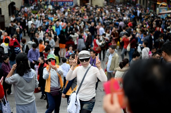 Macau's tourist arrivals in June see worst number in 32 months