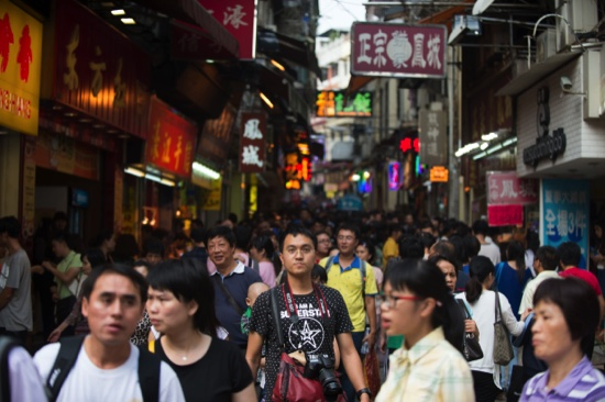 Macau hotel guests fall 7.6 pct to 4.9 million in H1