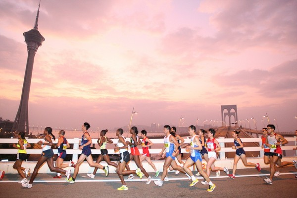 Macau's 34th International Marathon to allow 2,000 more entrants