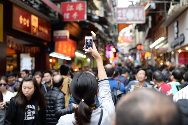 Macau Secretary for Social Affairs upbeat about this year's visitor figures