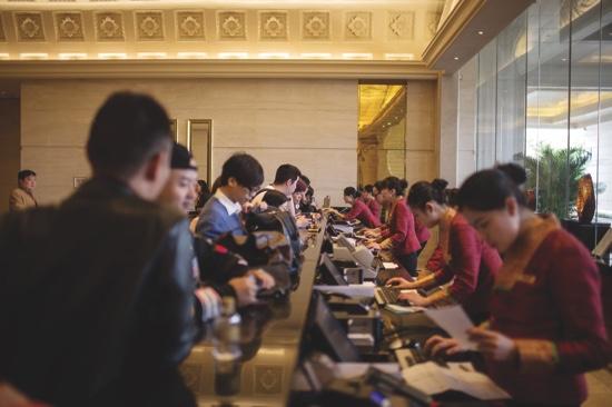 Hotel revenues increase in 2014