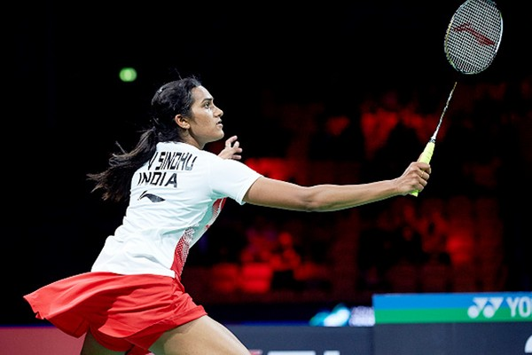 PV Sindhu retains title at Macau Open badminton