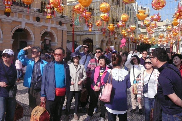 Macau receives 28 million visitors from January to November