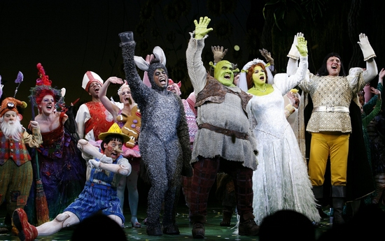 Shrek the Musical to stage in Macau this summer