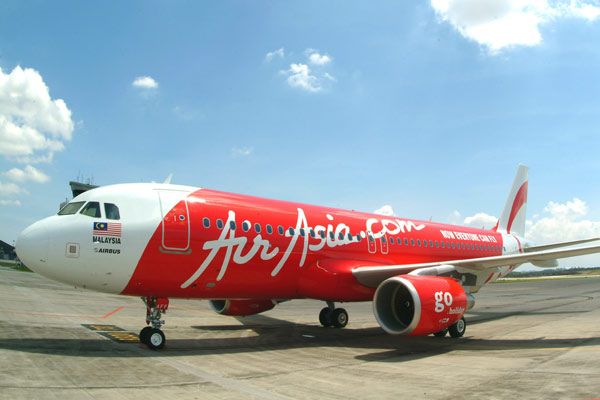 Malaysian AirAsia eyes Macau operating licence