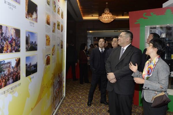 Macau want tourists from Guangxi in China