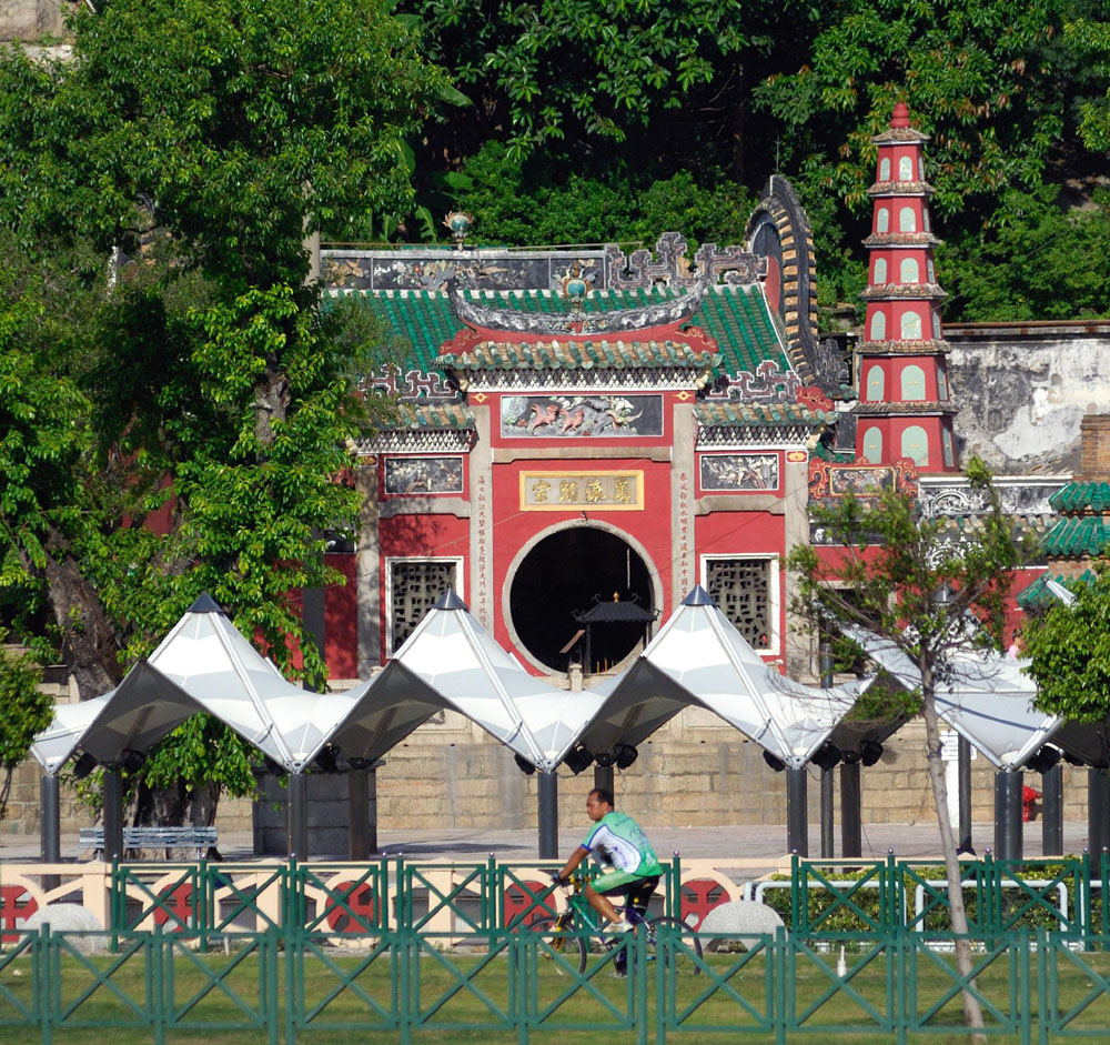 Macau to discuss protection of heritage sites with development of global tourism