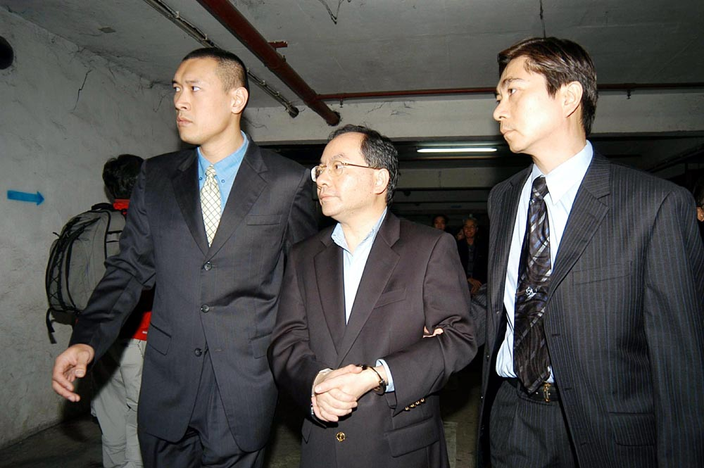 Macau former secretary for transport and public works Ao Man Long gets 28 years in prison