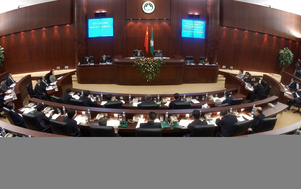 Ten candidates already elected for Macau Legislative Assembly