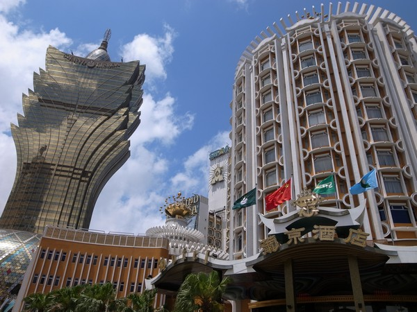 Macau hotels have 6.1 million guests in Jan-July