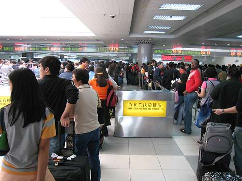 Govt curbs mainland China transit traveller´s stay in Macau