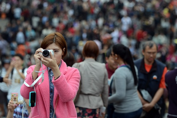 19.5 million visit Macau in Jan-Aug, up 4.7 pct