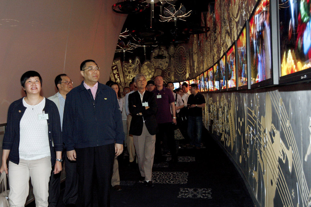 """Macau's participation in Shanghai Expo is """"opportunity"""" for international promotion"""