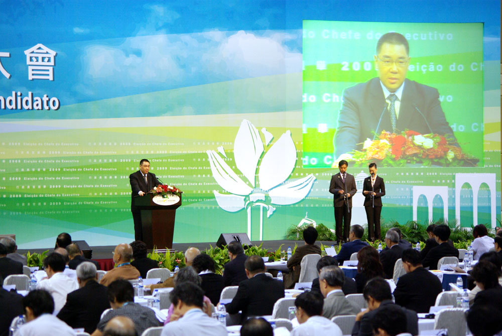 Future Chief Executive of Macau want to reform government and create more jobs for locals