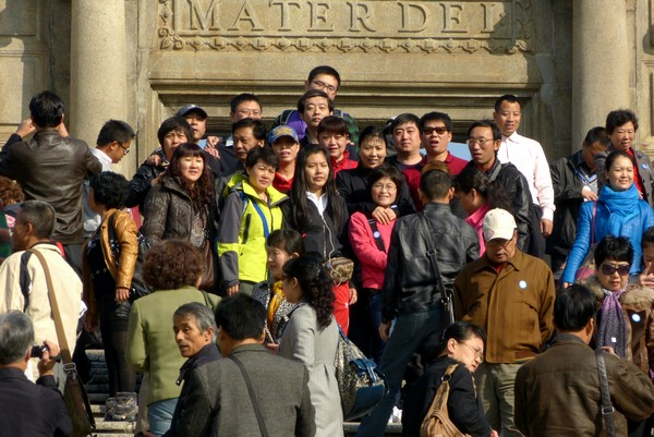 Macau is the seventh favorite destination for Chinese travellers