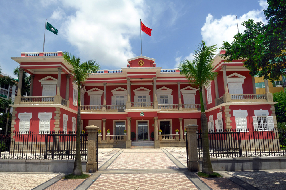 Executive Council of Macau's government gets 3 new members