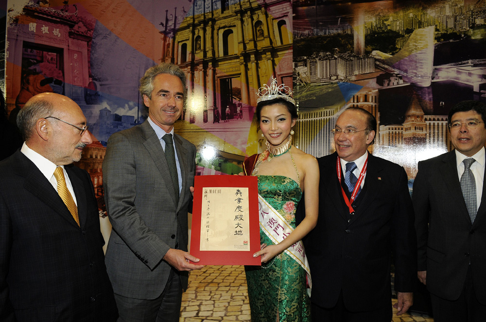 Macau promotes itself in Portugal along with Pearl River Delta