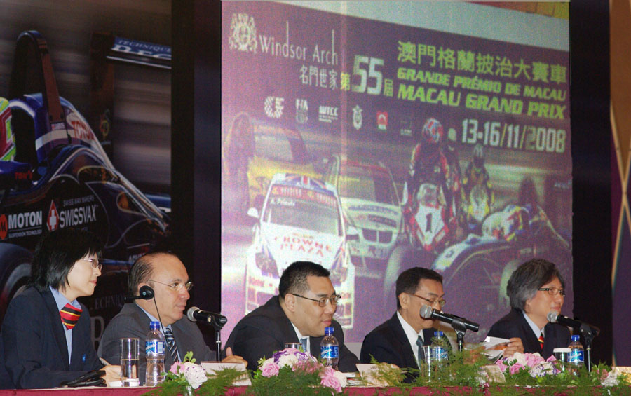 Formula 3 Macau Grand Prix to showcase young talent eager to be recognised