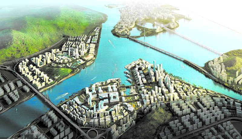 Hengqin Island, next to Macau, to become a strategic development area of China
