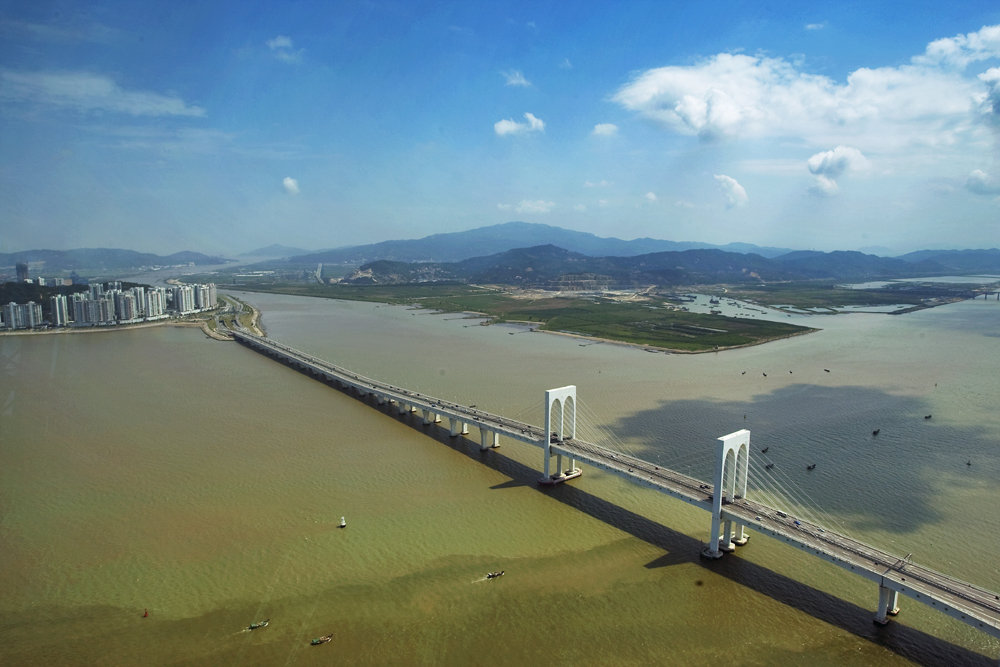 Hengqin New Area may allow entry of Macau vehicles