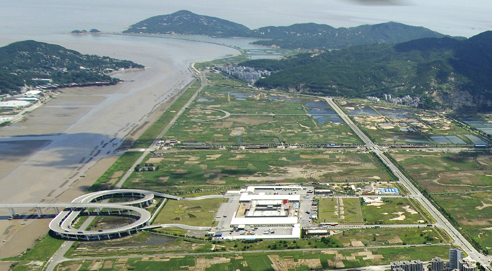 Chinese officials unveiled in Hong Kong future plans for Hengqin island near Macau