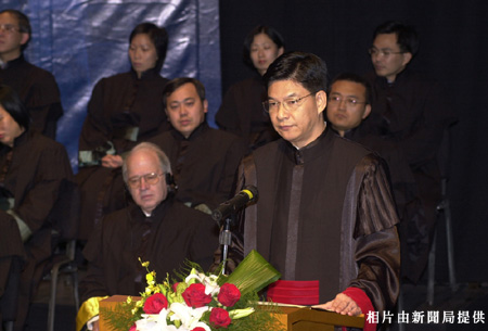 Chinese Communist Youth League recommends Chief Procurator of Macau as new Chief Executive