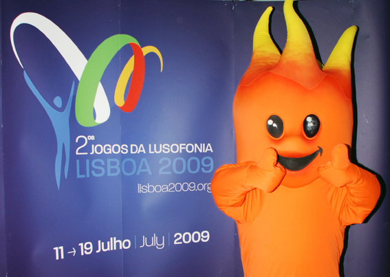 Macau represented by 60 athletes in six sports in 2009 Lusophone Games in Lisbon